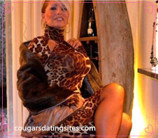 cougar dating