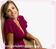 cougar dating younger men